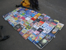 Books_on_sidewalk